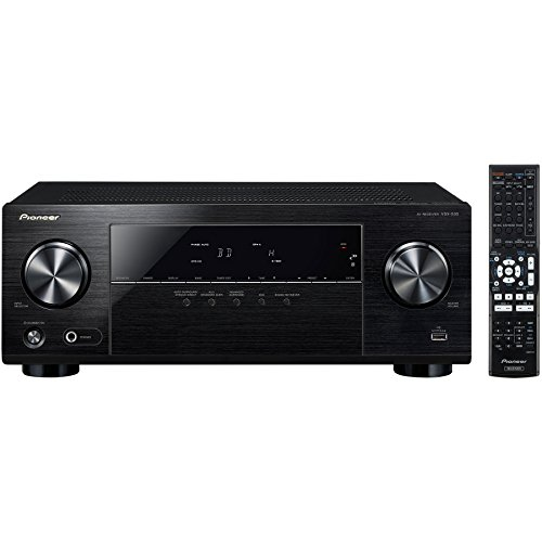 Pioneer VSX 530 K Receiver Bluetooth Technology product image