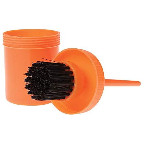 Roma Brights Hoof Oil Brush & Bucket