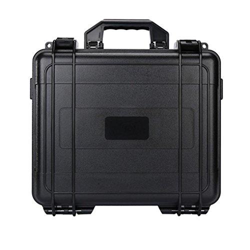 Waterproof Case Bag, Leewa (33x34x14CM) Portable Waterproof Hard Strorage Carrying Travel Box by Leewa