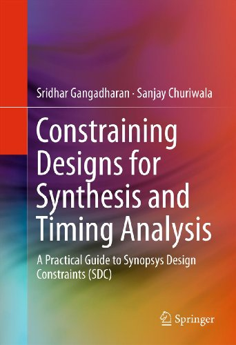Download Constraining Designs for Synthesis and Timing Analysis Pdf