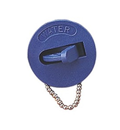 Deck Fill With Keyless Cap Nylon Replacement Cap Water Blue (Water Fill Deck)