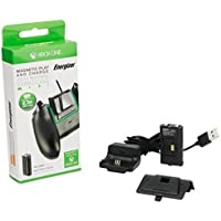 PDP Energizer Magnetic Play and Charge Kit for Xbox One - Standard Edition
