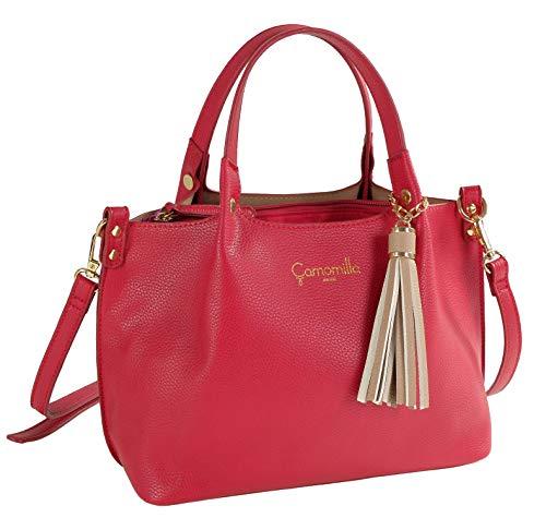 porter S pour à Camomilla à femme l'épaule rouge Rouge Sac Milano qCwWxWaF6A