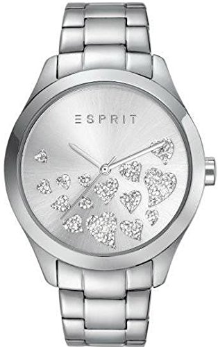 Esprit Esmee ES107282004 - Wristwatch da Women, Watchband in Stainless Steel color Silver