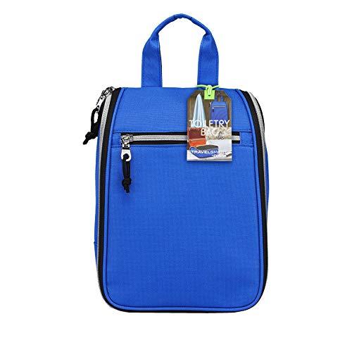 Travel Smart by Conair Travel Toiletry Bag (Conair Travel Smart Ts33hdcr Flat Folding Cart)