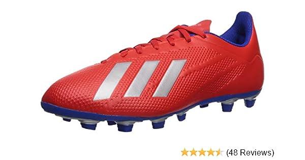 the latest 738c0 d2da3 adidas Men's X 18.4 Firm Ground Soccer Shoe
