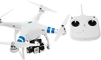 DJI Phantom 2 - Dron cuadricóptero con control remoto y cardán H3 ...