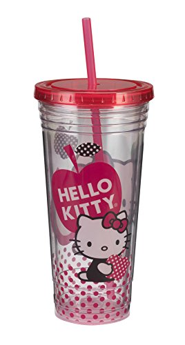 Hello Kitty 24 Oz. Acrylic Travel Cup 18314