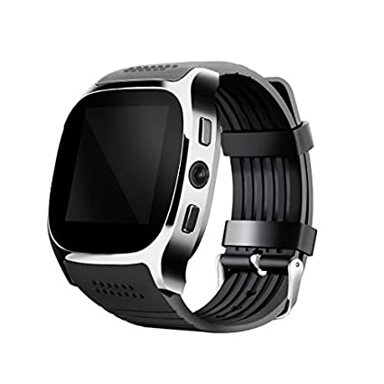 Amazon.com: gimtvtion T8 Reloj Inteligente Bluetooth ...