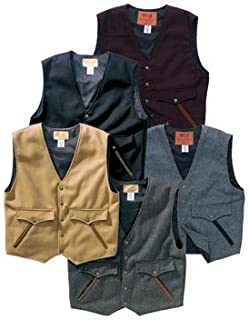 product image for Schaefer Stockman Vest - Size 3X-Large Charcoal