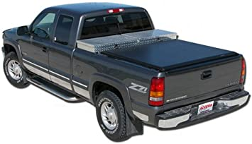 Amazon Com Access 64179 Toolbox Roll Up Tonneau Cover Automotive
