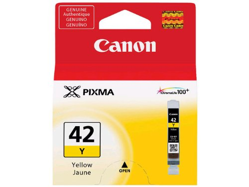Canon CLI-42 Y Yellow (Canon 42 Yellow Ink)