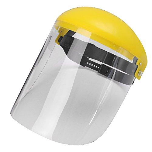 Jackson Extra Light (Anti Splash Face Visor PVC Protective Shield Mask Soldering Welding Mask)