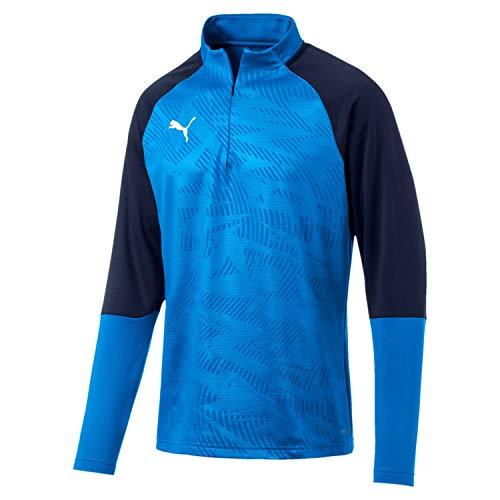 Puma Training 1 Cup Homme Survêtement Blue Lemonade T Core De Electric Zip Veste peacoat 4 qRqgnxr