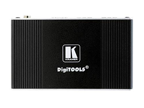 Kramer Compact Receiver - Kramer TP-874XR 4K HDR HDMI Compact Bidirectional-PoC Receiver
