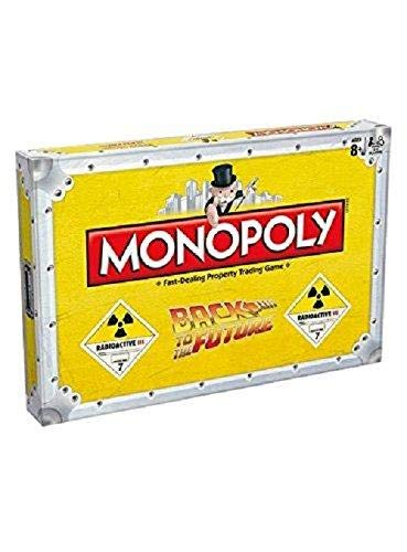 Winning Moves Games Back to The Future Monopoly Board Game ()