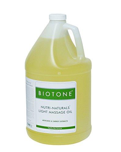 Nutri Naturals léger massage BIOTONE® Gallon d'huile