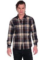 Howe Mens Rag & Stone Flannel Shirt