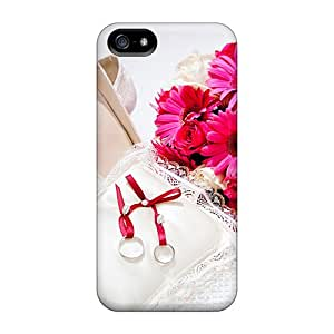 JohnRDanie Snap On Hard Case Cover Wedding Time Protector For Iphone 5/5s