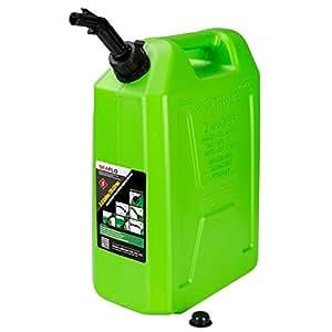 Amazon.com: CL- Tanque de combustible portátil, engrosado a ...