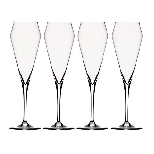 Spiegelau Willsberger Anniversary Champagne Glass, Set of 4