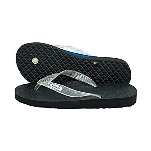 bd7ffc470e680 Locals Arch Support Clear Strap Hawaiian Slipper hot sale 2017 ...
