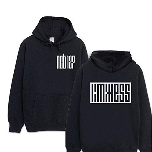 NCT U Concert Pullover Hoodie JaeHyun MARK Ten Taeyong Fleece Sweater