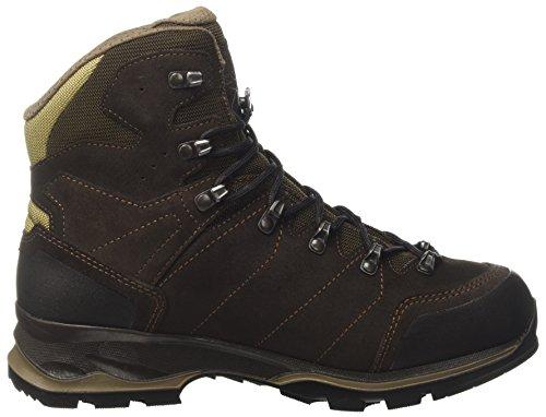 Lowa Vantage Gtx Mid, Botas de montaña Hombre, Marrón (Braun/beige), 40