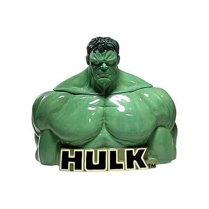 The Incredible Hulk Ceramic Cooke Jar