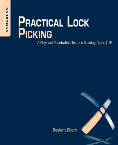Practical Lock Picking, Second Edition: A Physical Penetration Tester's Training Guide