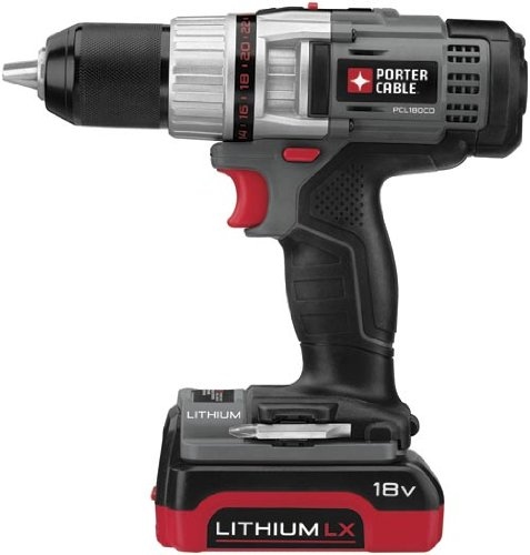 UPC 885911249027, PORTER-CABLE PCL180CDK-2 1/2-Inch 18-Volt Lithium Compact Drill/Driver Kit