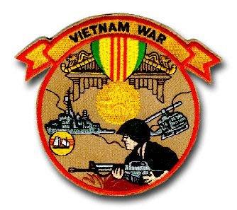 State War Patch (VIETNAM WAR 4½