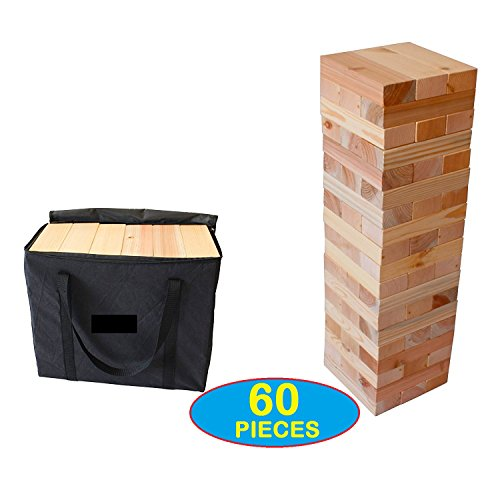 Giant Tumbling Timber with Carrying Case by GTPF