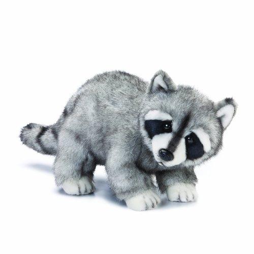 Nat and Jules Plush Toy, Raccoon, Large (Plush Woodland)