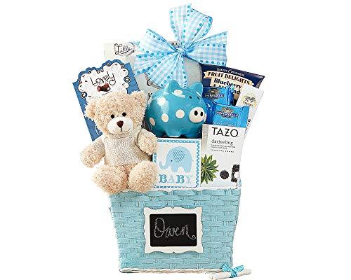 new baby gift basket food - 3