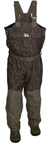 Banded B04265 Redzone Breathable Insulated Wader Bottomland, Size 11