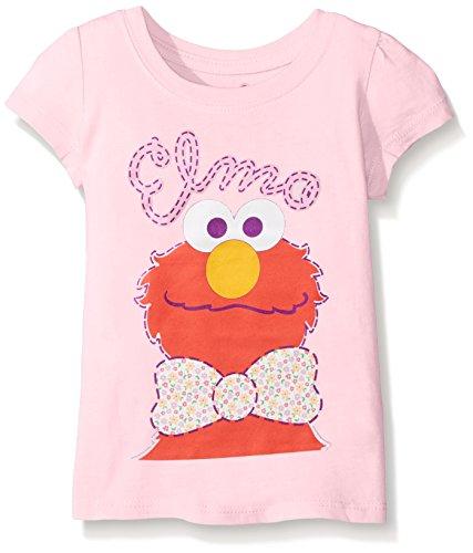 Sesame Street Girls Sleeve T Shirt