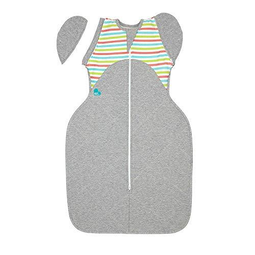 Grey Large Love To Dream Swaddle UP Original 8.5kg-11kg 1.0 TOG Swaddle Blanket