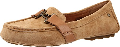 UGG Womens Aven Moccasins in Tawny 8.5 W - Ugg Suede Loafers Shopping Results