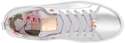 Sneaker Kellei Ted Baker Womens Stampa Argento / Fiore