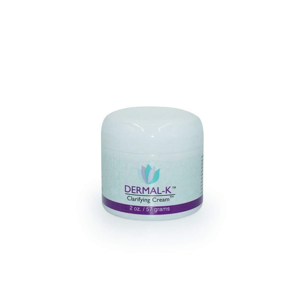 Dermal-K Vitamin K Cream 2 OZ | Reduce Bruises, Spider Veins, Broken Capillaries & Blood Vessels | Paraben-Free Cream with Botanicals & Pharmaceutical Grade Vitamin K
