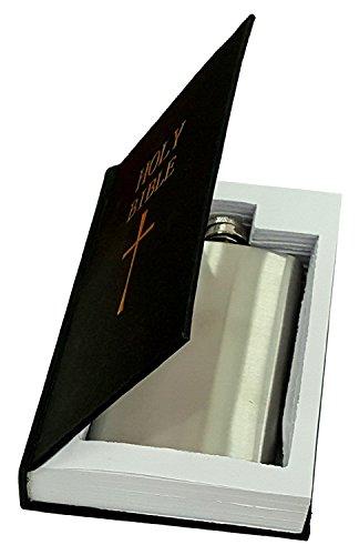 Hidden Bible 4 oz. Flask