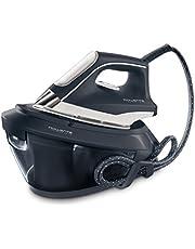 Rowenta VR8220 Powersteam Ferro da Stiro con Generatore di Vapore, 6.5 Bar pump, Struttura Compatta, 350 g/min, 2200 W, 1.5 litri, Acciaio Inossidabile