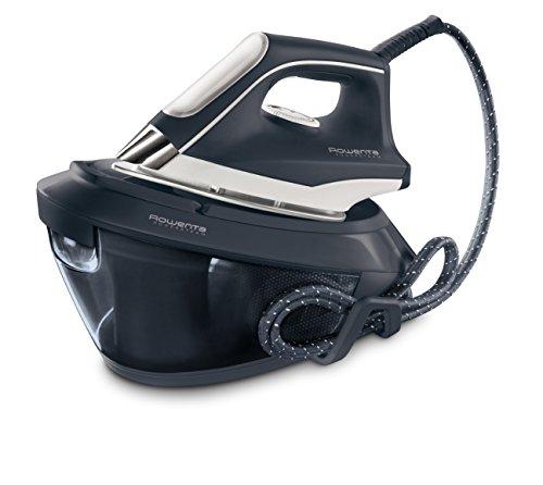 Rowenta VR8220F0 Powersteam – Centro planchado 6,5 bares de presión de agua autonomía ilimitada, golpe de vapor 350 g…
