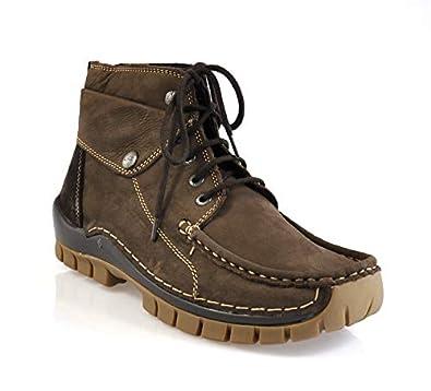 Wolky Stiefelette Jump Winter 4725 Brown: : Schuhe