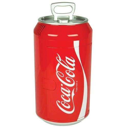 Price comparison product image Koolatron CC06-G Mini Coca Cola Can Cooler