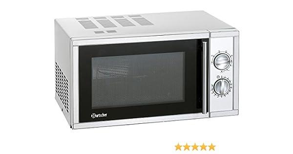 Bartscher - horno microondas con grill, 900 W: Amazon.es: Industria, empresas y ciencia