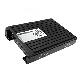 Soundstream pa4.700 Picasso serie 700 W clase AB amplificador de 4 canales