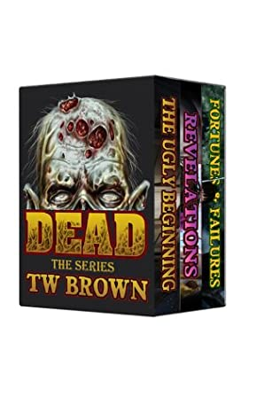 book cover of DEAD Box Set Vol 1