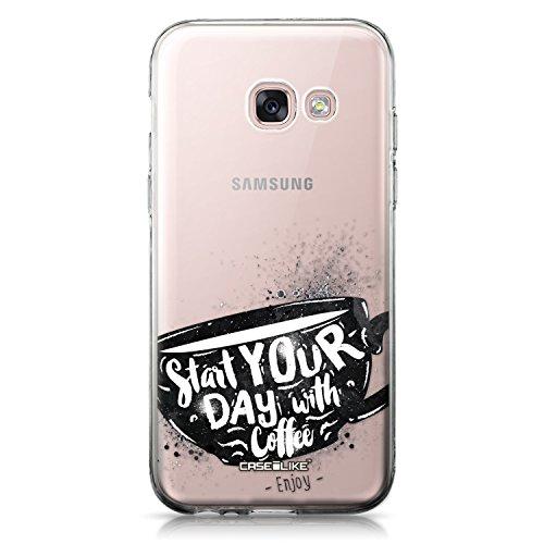 CASEiLIKE Funda Samsung Note 8 , Carcasa Samsung Galaxy Note 8, Graffiti 2703, TPU Gel silicone protectora cover Citar 2402